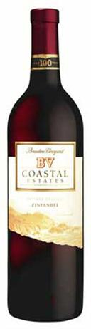 Beaulieu Vineyard Zinfandel Coastal Estates